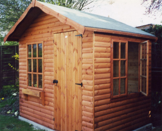 Wooden Cabins In Essex Wrights Sheds Ltd