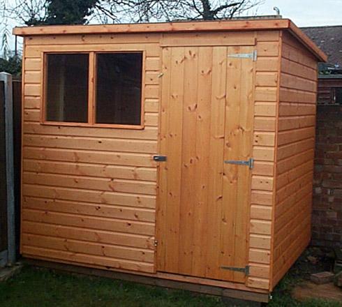 Pent sheds in essex wrights sheds ltd for Garden shed essex