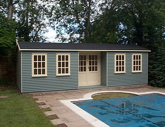 Pool Houses In Essex Wrights Sheds Ltd